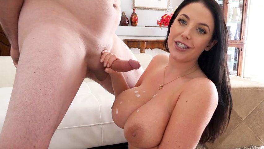 Sex big wife