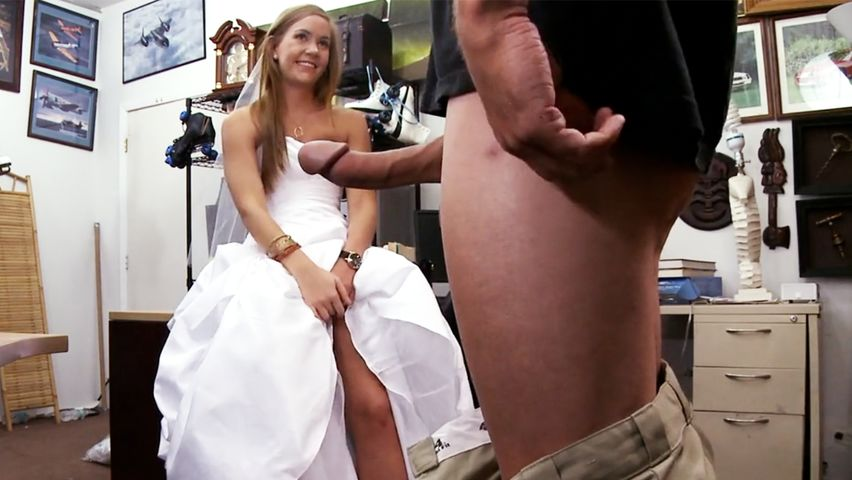 секс с молодой невестой фото